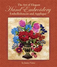 The Art of Elegant Hand Embroidery Embellishment and Applique