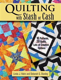 Quilting with Stash or Cash
