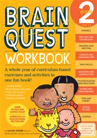 Brain Quest Workbook: 2nd Grade