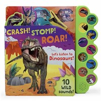 Crash! Stomp! Roar!